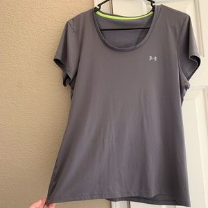 Under Armour dry wick shirt